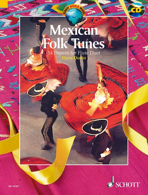Mexican folk tunes image